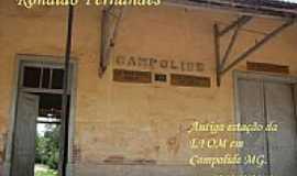 Campolide - Antiga estação da EFON em Campolide-Foto:Ronaldo Fernandes Ol…