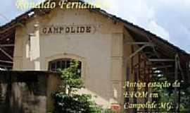 Campolide - Antiga estação da EFON em Campolide-Foto:Ronaldo Fernandes Ol….