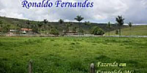 Vista de fazenda em Campolide-Foto:Ronaldo Fernandes Ol…