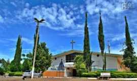 Campos Altos - Segundo maior Santuário de N.S Aparecida, Por Erildo Nunes