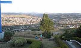 Campos Altos - Vista à partir do Santuário de N.Sra.Aparecida em Campos Altos-MG-Foto:janesjose