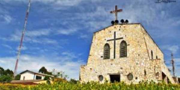 Capelinha no Segundo Maior Santuário de NS Aparecida, Por Erildo Nunes