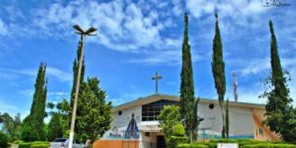 segundo maior santuário  de n.s aparecida, Por Erildo Nunes Frazão