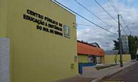 Campos Gerais - Centro Público de Educação à Infância-Foto:mauro014