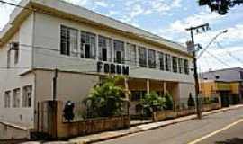 Campos Gerais - Forum da cidade de Campos Gerais-Foto:STen Costa Manso