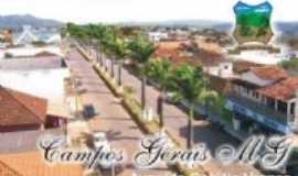 Campos Gerais - avenida:getulio vargas, Por diego carlos
