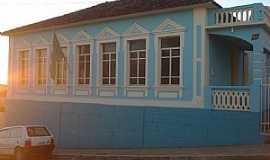Cana Verde - Cana Verde-MG-Casa da Cultura e Biblioteca P�blica-Foto:VICENTE FREIRE BARBOSA