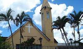 Cana Verde - Cana Verde-MG-Igreja Presbiteriana-Foto:VICENTE FREIRE BARBOSA