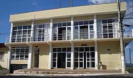 Cana Verde - Cana Verde-MG-Prefeitura Municipalo D�cada de 70-Foto:VICENTE FREIRE BARBOSA