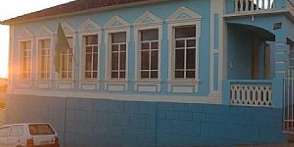 Cana Verde-MG-Casa da Cultura e Biblioteca Pública-Foto:VICENTE FREIRE BARBOSA