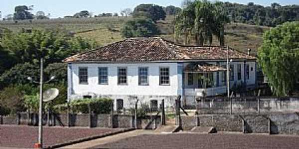Cana Verde-MG-Fazenda São Mateus no Povoado Cerradinho-Foto:VICENTE FREIRE BARBOSA