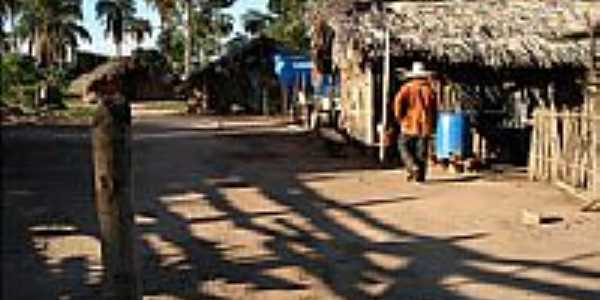 Acampamento Rancho Alegre-Foto:joao.reginaldo
