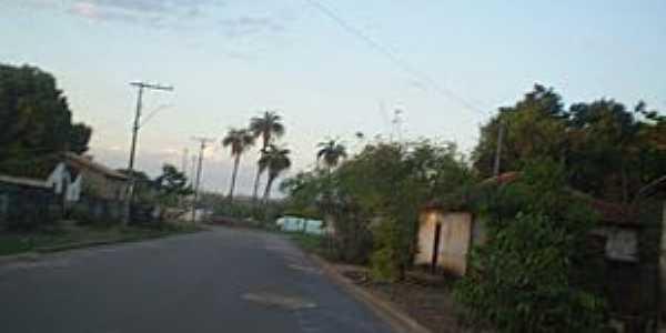 Canabrava-MG-Rua do Distrito-Foto:elzi