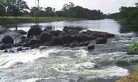 Calçoene - Calçoene-AP-Cachoeira do Firmino-Foto:alanrocha