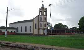 Cal�oene - Cal�oene-AP-Igreja Matriz-Foto:Alan Kardec