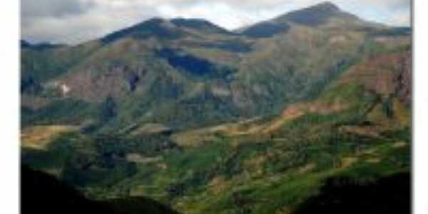 Serra do Caparaó, Por Jacira Cordeiro