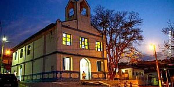 Igreja São Vicente em Capelinha - MG