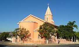 Capim Branco - Igreja Matriz