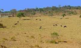 Capim Branco - Paisagem rural