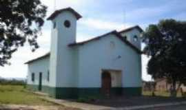 Capitão Enéas - igreja Bairro Santo Antonio, Por Wilton