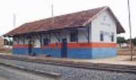 Capitão Enéas - Estação Engenheiro Zander em 2005-Capitão Enéas-Foto:Alberto Fernandes de Oliveira