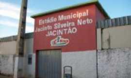 Capitão Enéas - Estádio Municipal Jacinto Silveira Neto (Jacintão), Por Capitão Enéas