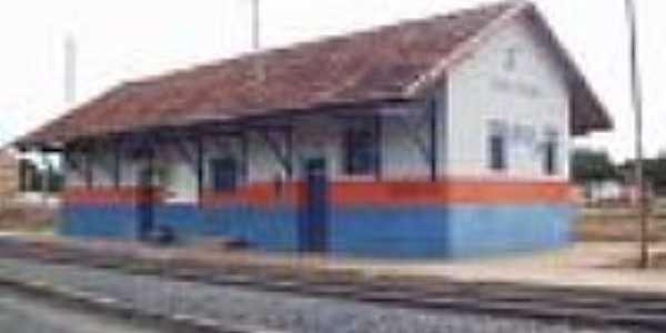 Estação Engenheiro Zander em 2005-Capitão Enéas-Foto:Alberto Fernandes de Oliveira