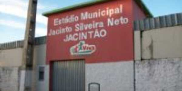 Estádio Municipal Jacinto Silveira Neto (Jacintão), Por Capitão Enéas