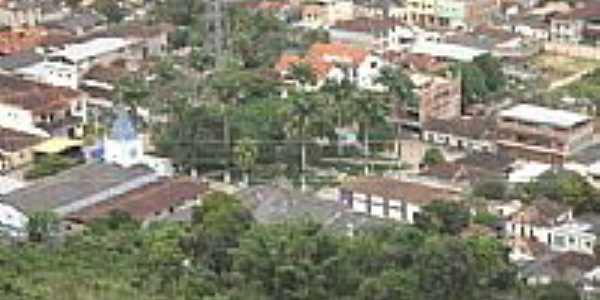 Caputira Praça Padre Joaquim de Castro-Foto:rpedroc
