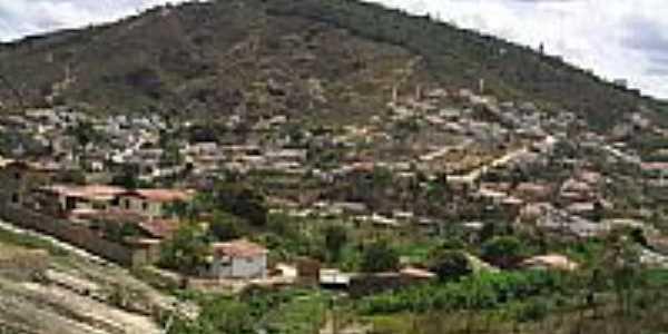 Vista da cidade de Caraí-MG-Foto:PEDRO PAULO