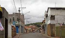Carandaí - Carandaí-MG-Rua Cônego Cotta-Foto:camaracarandai.mg.