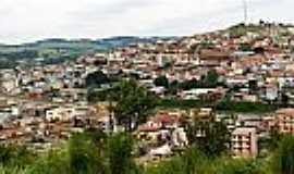 Carandaí - Carandaí-MG-Vista panorâmica da cidade-Foto:camaracarandai.mg.