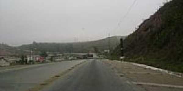 Entrada de Carandaí-Foto:sergiomarinho