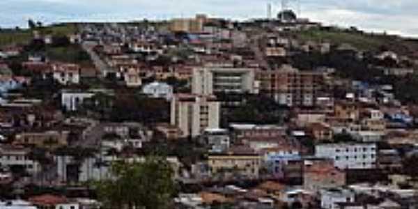 Panorâmica de Carandaí-Foto:Mislene Silva