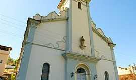 Carangola - Igreja Matriz de Santa Luzia, Carangola