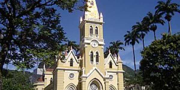 Caratinga-MG-Catedral de São João Batista-Foto:Vicente A. Queiroz