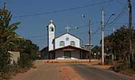Cardeal Mota - Igreja de Santa Terezinha-Foto:Geraldo Salomão