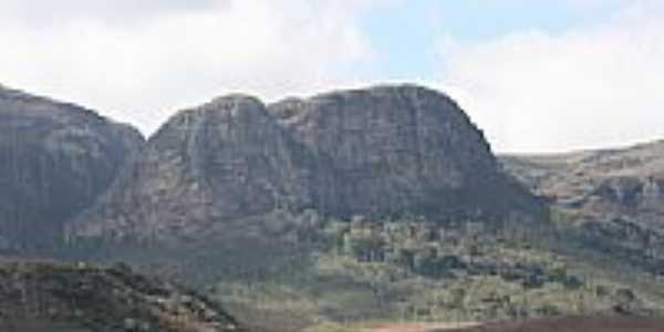 Montanha Elefante-Foto:Geraldo Salomão