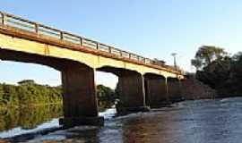 Careaçu - Ponte sobre o Rio Sapucaí-Foto:NARDINHO