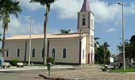 Careaçu - Igreja-Foto:montanha