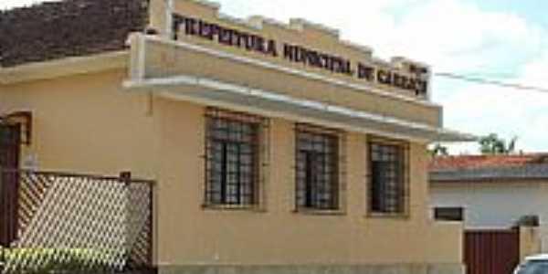 Prefeitura Municipal por montanha
