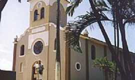Carlos Alves - Igreja de Santa Bárbara-Foto:Genesio Tezza Pereir…