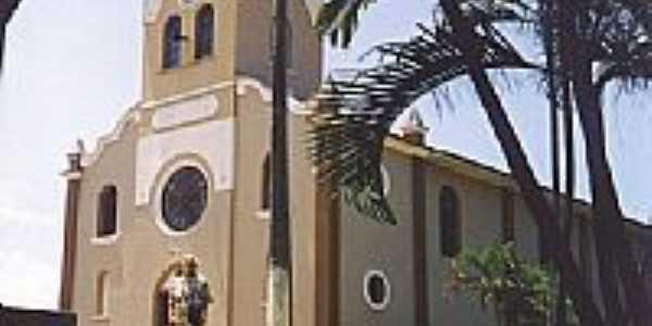 Igreja de Santa Bárbara-Foto:Genesio Tezza Pereir…