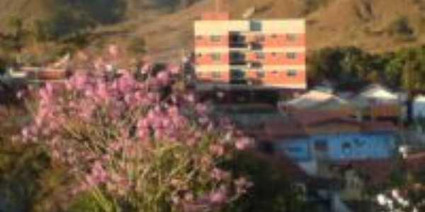 Fim de tarde/vista da minha janela - C. Chagas, Por Vilmar Ferreira (villa)