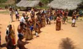 Carmésia - Festa dos índios, Por Maurício Amaral Menezes