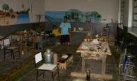 Carmésia - Oficina de artesanatos Pataxó, Por Maurício Amaral Menezes