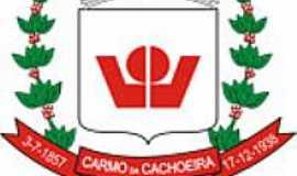Carmo da Cachoeira - Brasão_Carmo_da_Cachoeira_MG