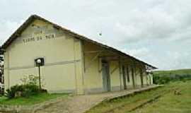 Carmo da Mata - Estação ferroviária-Foto:montanha [Panoramio]