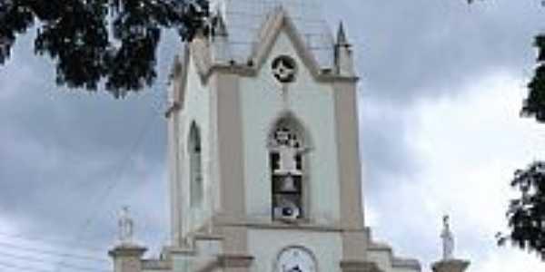 Santu�rio de N.S.do Carmo-Foto:jnthiagonogueira [Panoramio]