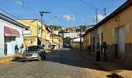 Carmo de Minas - Carmo de Minas-MG-Centro da cidade-Foto:Paulo Mauricio Ribeiro
